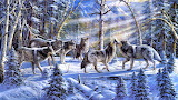 42470-ronnie-hedge-art-paintings-wildlife-canine-nature-landscap