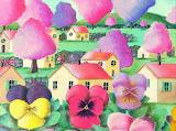 Peintures paysage