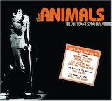 The Animals Retrospective Album Cover