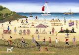 Sand Dunes - Louise Braithwaite