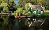 Small House on The River