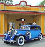 1933 Marmon Sixteen Sedan