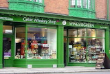 Whiskey shop Dublin Ireland