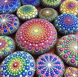 Painted Rocks 1