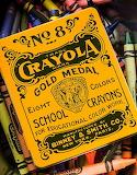 Crayon Tin