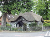 ^ Thatched Cottage, Sneyd Park, Bristol, England