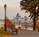 🍁Fall in Budapest, Hungary...