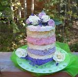 Pretty cake @ Fairbanks daily