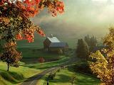 Beautiful Autumn Scenery Wallpapers 10