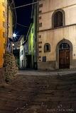 Uliczka w Cortonie - foto -Witold Stachnik