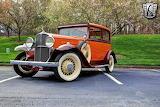 1931 Oakland V-8 Two-Door Sedan