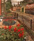 """Garden tumblr dogstardreaming """"Gardens In The Pound, Cookham"""" """"S"""