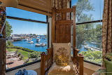 Kings Chair with Ocean Cove View
