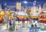 Christmas-market-painting