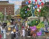 Broadway and 5th Avenue - Joseph Burgess