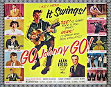 "Movie ""Go Johnny Go"" 1959"