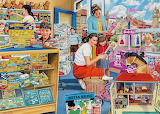 The Toy Shop - Trevor Mitchell