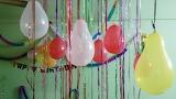 Balloons celebration party birthday