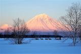 Koryaksky volcano, Kamchatka - Russia