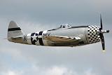 P-47D-40 Thunderbolt 44-95471 side