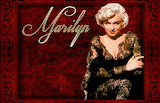 Marilyn Black Lace
