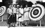 CNE Ladies Archery 1931