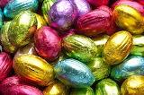 -Chocolate eggs