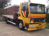 Classic Ford Iveco Lorry