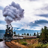 Locomotive, British Columbia , Canada...