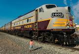 Diesel Locomotive Train Canadian Pacific