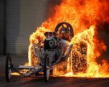 Firey Burnout