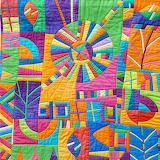 color play, Gabriele Latz