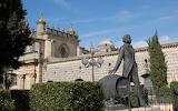 Jerez de la Frontera, Monument to Manuel María González