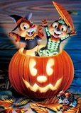 Chip N Dale Halloween