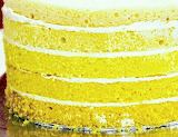 Sunny cake @ Celebrate with Cake!