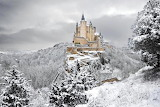 Fortress of the kings of Castile-Spain
