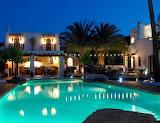 Spanish villa and pool