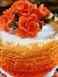 #Florabunda & Cake