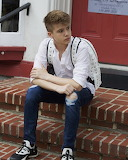 Boy in the sneakers