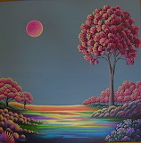 Candy Apple Moon by Andy Russell