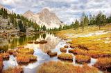 Fanes-Dolomites-Landscape