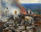 Eero Järnefelt, Under the Yoke, 1893
