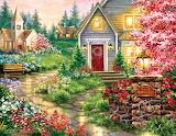 Pretty Art by Dona Gelsinger...