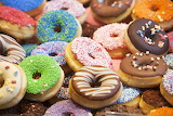 Colorful donuts democracy 1050x700