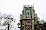 Palace Tsarycino, Russia