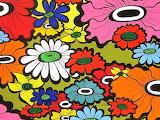 flowers grafitti