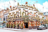 Churchill Arms most famous pubs in London