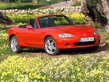 Mazda MX 5 roadster