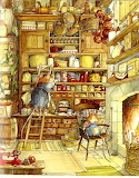 The Emporium in Brambly Hedge by Jill Barklem