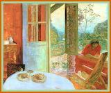 Pierre Bonnard, Salle à manger sur le jardin, 1931